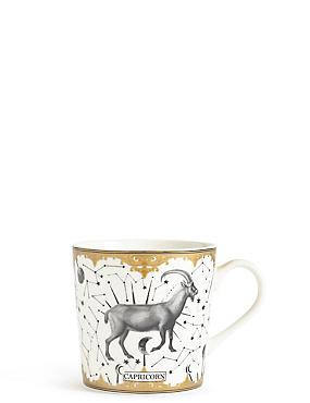 Capricorn Zodiac Mug, , catlanding