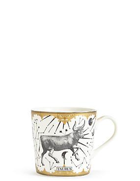 Taurus Zodiac Mug, , catlanding