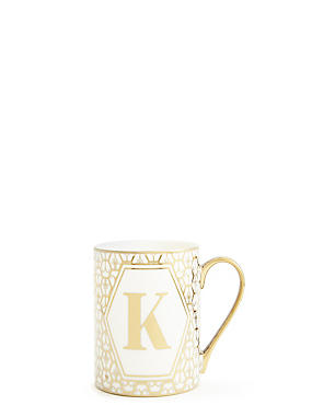 Alphabet K Mug, , catlanding
