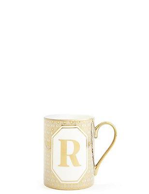 Alphabet R Mug, , catlanding
