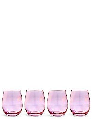 4 Pack Ophelia Tumblers, , catlanding