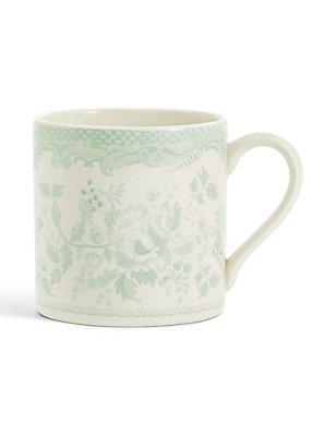 Dovecote Floral Print Mug, , catlanding