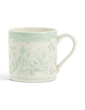 Dovecote – Mug à imprimé fleuri, , catlanding