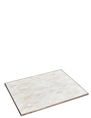 Mother of Pearl Placemat, , catlanding