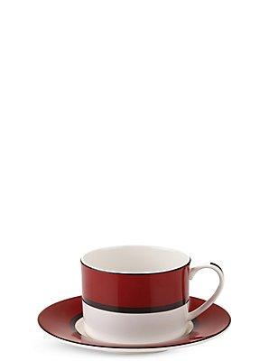 Manhattan Cup & Saucer Set, , catlanding