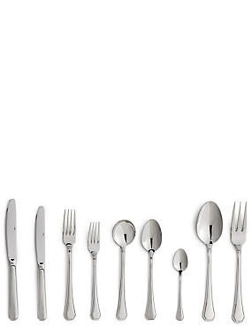 44 Piece Decorative Canteen Set, , catlanding