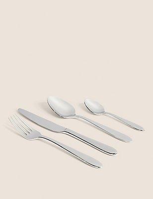 Maxim 24 Piece Cutlery Set, , catlanding