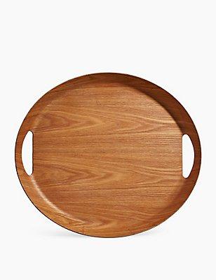 Round Tray, , catlanding