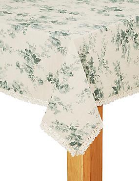 Dovecote – Nappe à motif fleuri, , catlanding