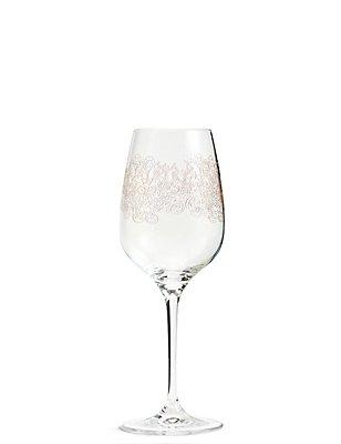 Set of 4 Pantograph Wine Glass, , catlanding