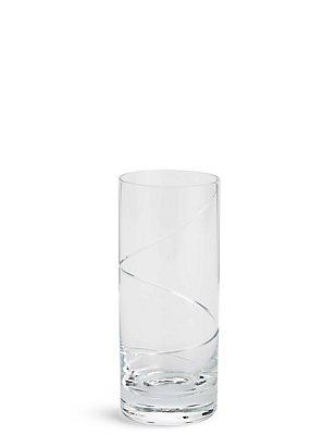 4 Pack Swirl Hi Ball Glasses, , catlanding