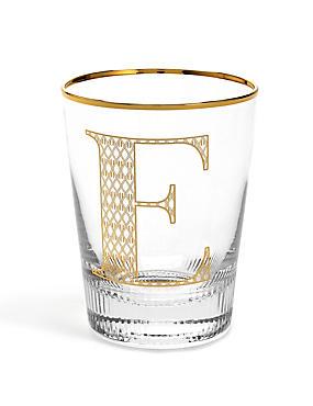Alphabet E Glass, , catlanding