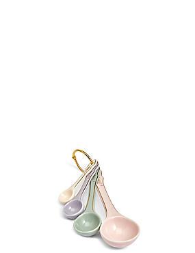 Vintage Measuring Spoons, , catlanding