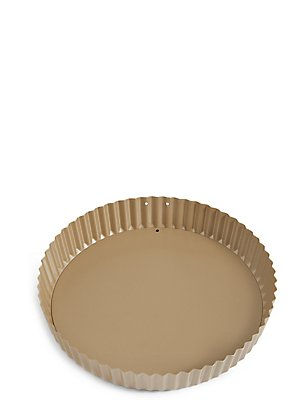 Non-Stick Loose Base Flan Tin, , catlanding