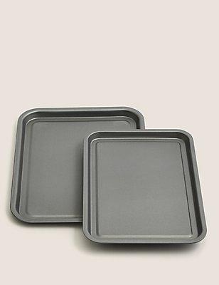 2 Pack Oven Tray, , catlanding