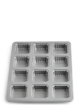 12 Cup Fluted Tray, , catlanding