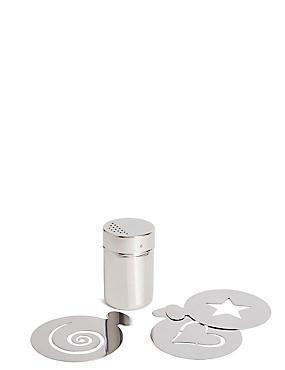 Stencil & Shaker Set, , catlanding