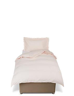 Parure de lit à volants, ROSE, catlanding