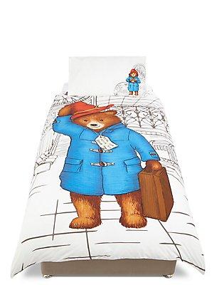 Parure de lit à motif Paddington™, , catlanding