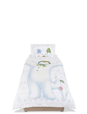 The Snowman Bedding Set, WHITE MIX, catlanding