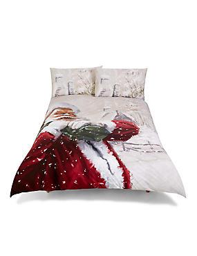 Santa Bedset, RED MIX, catlanding