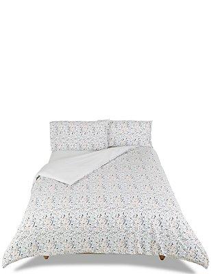 Ditsy Bed in a Bag Bedding Set, MULTI, catlanding