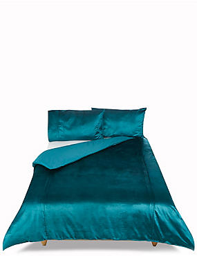 Velvet Bedding Set, , catlanding