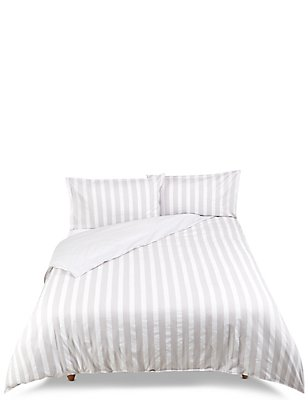 Casual Herringbone Bedding Set, GREY, catlanding