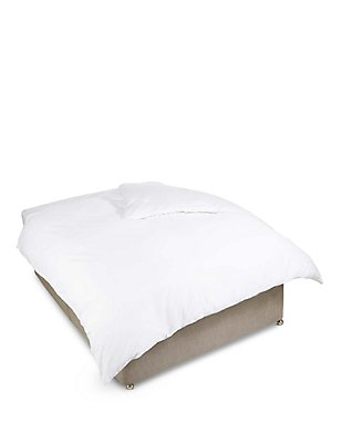 300 Thread Count Sateen Duvet Cover, WHITE, catlanding