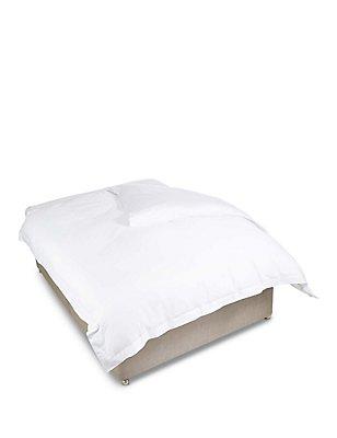 600 Thread Count Supima® Sateen Duvet Cover, , catlanding