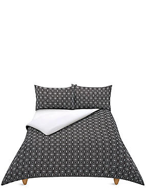 Mono Decoration Bedding Set, BLACK MIX, catlanding