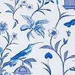 Hummingbird Print Bedding Set, BLUE MIX, swatch