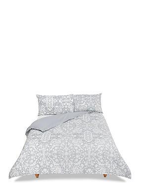 Casual Floral Jacquard Bedding Set, CREAM, catlanding