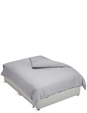 Extraordinary Value Duvet Cover, GREY, catlanding
