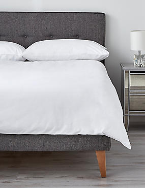 Extraordinary Value Duvet Cover, WHITE, catlanding
