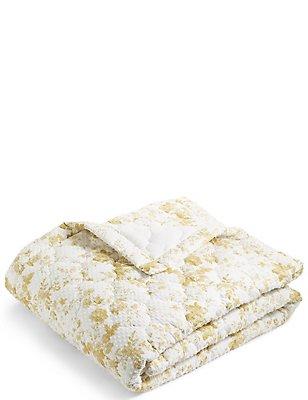 Yasmin Floral Bedspread, , catlanding