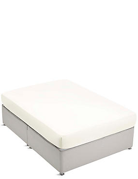 Pure Egyptian Cotton 400 Thread Count Extra Deep Fitted Sheet, LIGHT CREAM, catlanding