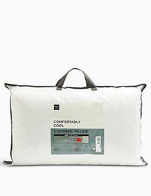 Comfortably Cool Firm Pillow, , catlanding