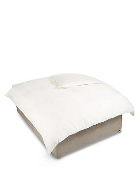 400 Thread Count Sateen Duvet Cover, LIGHT CREAM, catlanding