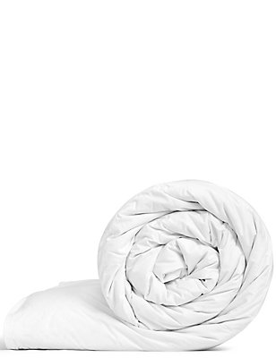 Luxury Duck Down 13.5 As Tog Duvet, WHITE, catlanding