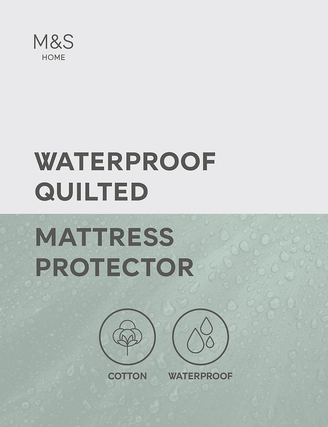 Waterproof Mattress Pad Waterproof Mattress Protector