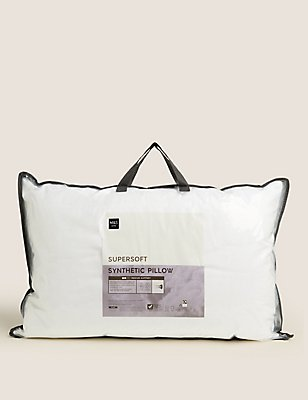 Supersoft Medium Pillow, , catlanding