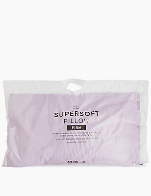 Supersoft Firm Pillow, , catlanding