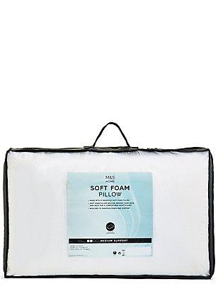 Soft Foam Pillow, , catlanding