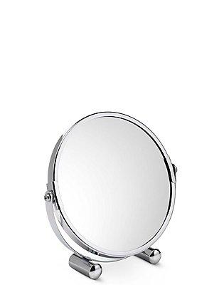 Kleine ronde spiegel, , catlanding