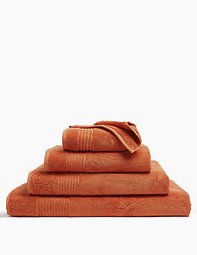 Luxury Egyptian Cotton Towel, CINNAMON, catlanding