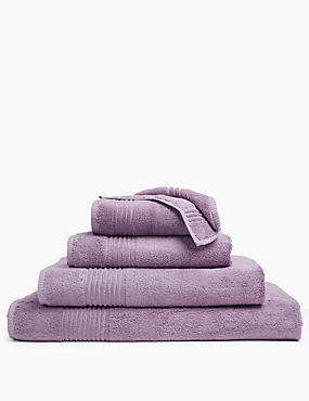 Luxury Egyptian Cotton Towel, LAVENDER, catlanding