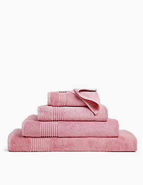Luxury Egyptian Cotton Towel, ROSE, catlanding