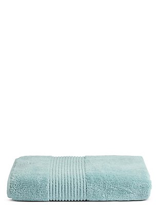 Jumbo Luxury Egyptian Towel, DUCK EGG, catlanding