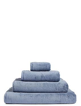 Premium Super Soft Towel, PETROL, catlanding